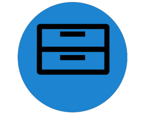 filing cabinet icon for the city archives button